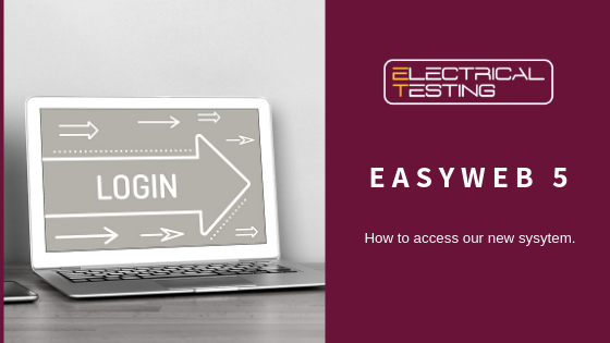 Easyweb 5 – Client Login