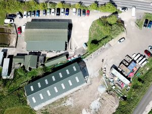 New Building and old boat shed to be converted