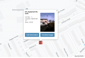 GPS Mapping on Easyweb